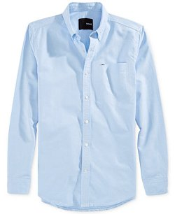 Hurley -  Ace Solid Oxford Shirt