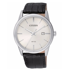 Citizen - Leather Strap Watch