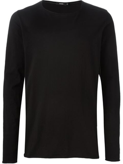 Bassike - Long Sleeve T-Shirt