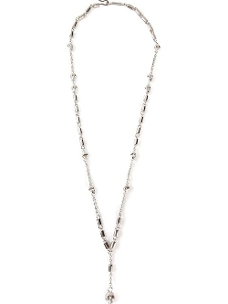 Alexander Mcqueen - Skull Beaded Necklace