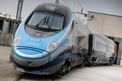 Alstom - Pendolino High-Speed Train