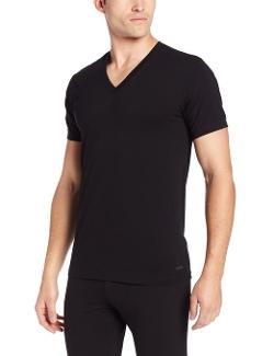 Calvin Klein - Short-Sleeve V-Neck T-Shirt