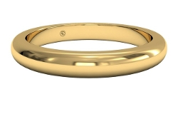 Ritani - Classic Wedding Band Ring