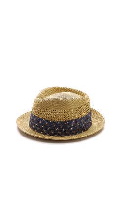 Mr. Kim  - Tony Porkpie Hat