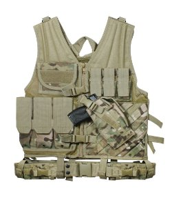 Rothco  - Cross Draw MolleTactical Vest