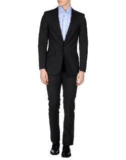 Izac  - Lapel Collar Suit