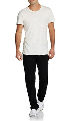 7 For All Mankind - Strandard Stretch-Cotton Jeans
