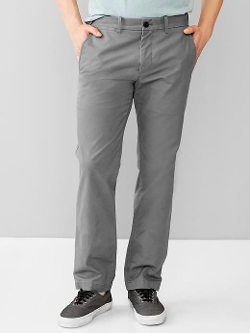 Gap - Slim Fit Khaki Pants
