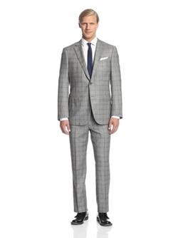 Zegna - Plaid Suit