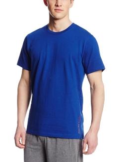 Calvin Klein - Short Sleeve Crew Neck Logo T-Shirt