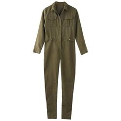 Popbop - Long Sleeve Jumpsuit