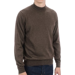 Toscano - Mock Turtleneck Sweater