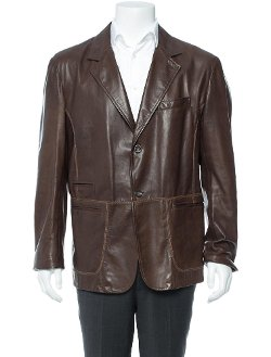 Giorgio Armani  - Leather Jacket