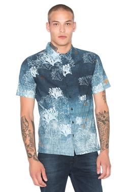 Nudie Jeans - Brandon Seaweed Shirt
