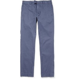 Polo Ralph Lauren - Slim-Fit Washed-Cotton Twill Chino Pants