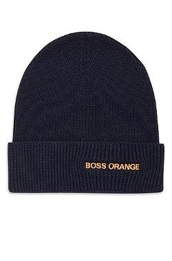 Boss Orange - Fomero Wool-Blend Knit Beanie