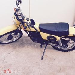 Suzuki - 1986 TS185 Motorcycle