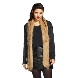 XOXO - Stitch Mix Fur Cover Up