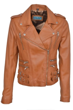Smart Range - Nappa Leather Jacket