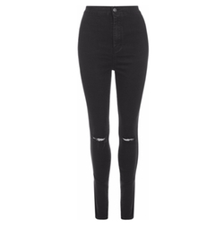 WearAll - Ripped Skinny Leg Stretch Jeans
