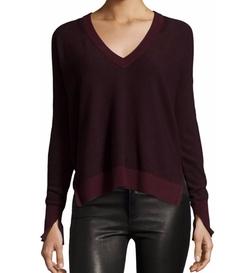 Rag & Bone - Taylor Merino Wool V-Neck Sweater