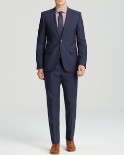 Hugo - Aeron Hamen High Textured Suit