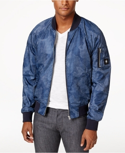G Star - Raw Camouflage Bomber Jacket