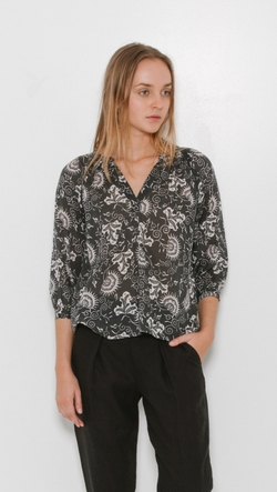 Ulla Johnson  - Kei Blouse