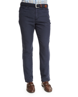 Peter Millar - Five-Pocket Twill Pants