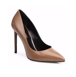 Saint Laurent  - Paris Skinny Leather Pumps