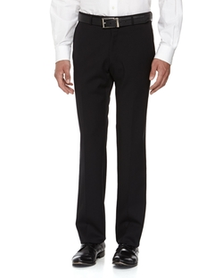 Neiman Marcus - Skinny Wool Dress Pants