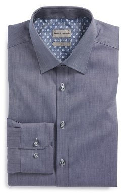 Bruun & Stengade - Slim Fit Dress Shirt