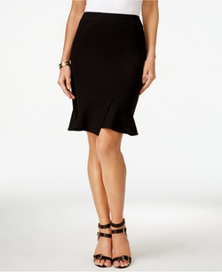 Tahari ASL  - Fit & Flare Skirt