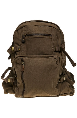 Rothco - Jumbo Vintage Canvas Backpack