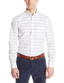 Dockers - Horizontal Stripe Button-Front Shirt