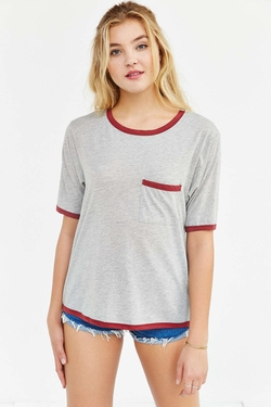 Project Social - T Dylan Contrast Tee