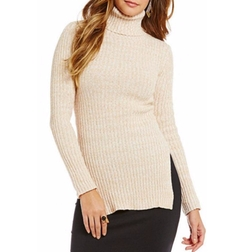 BCBGeneration - Ribbed Turtleneck Sweater