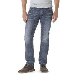 Silver Jeans - Nash Slim Straight Jeans