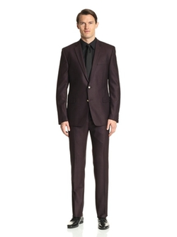 Versace - Notch Lapel Suit