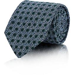 Petronius  - Floral Jacquard Necktie