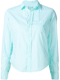 Frank & Eileen   - Patch Pocket Shirt