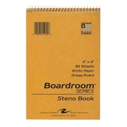 Office Supply Store - Roaring Spring Paper Products Steno Notebook