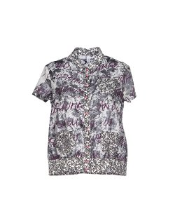 Pianurastudio - Floral Design  Shirts