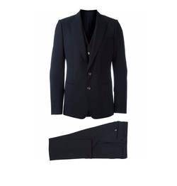 Dolce & Gabbana - Formal Three-Piece Suit
