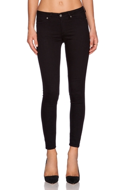 Cheap Monday - Spray Midrise Skinny Jeans