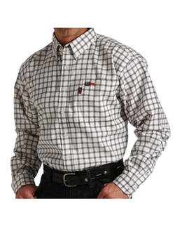 Cinch - Plaid Twill Shirt