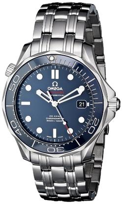 Omega - Seamaster Analog Display Watch