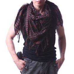 HDE - Arab Shemagh Keffiyeh Fashion Scarf