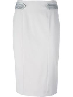 Emporio Armani - Midi Pencil Skirt