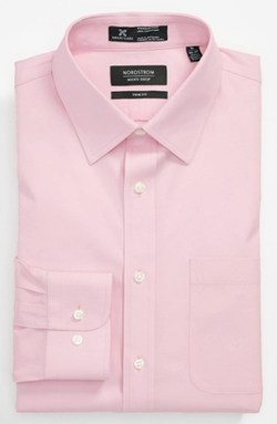 Nordstrom - Pinpoint Dress Shirt